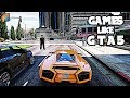 Top 10 Offline Games Like GTA 5 For Android/IOS [AndroGaming]