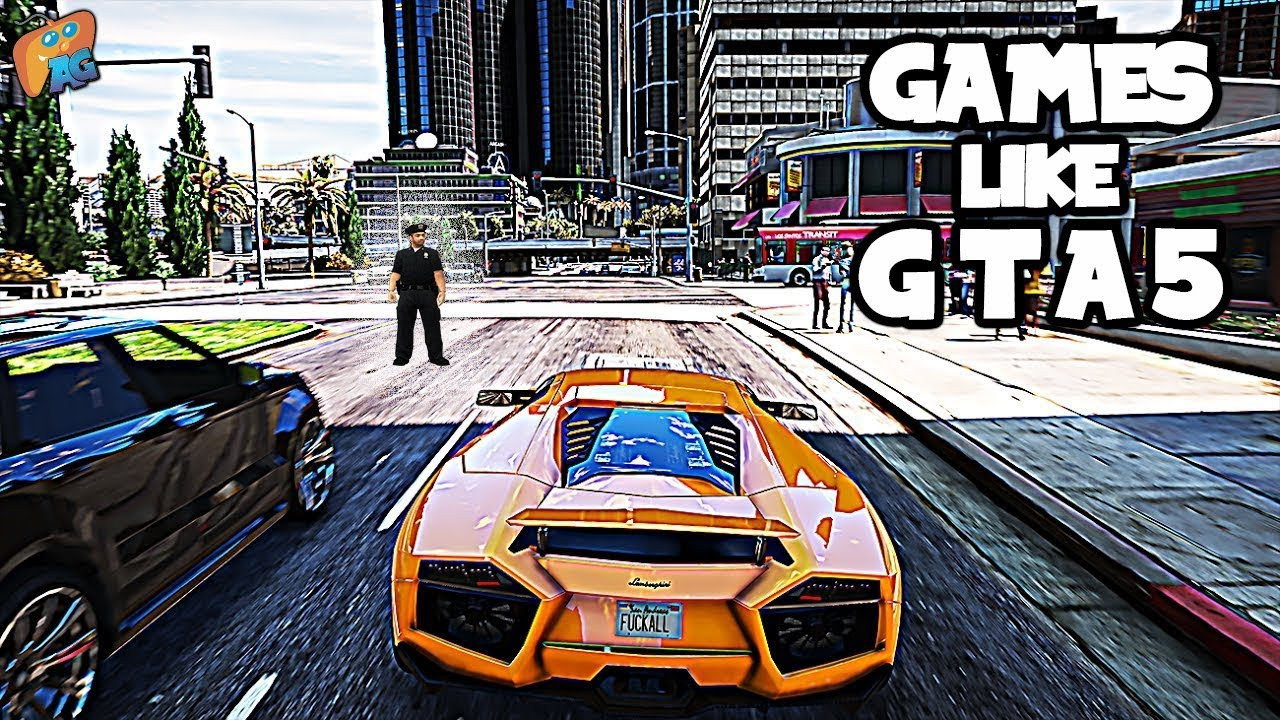 Top 10 Offline Games Like Gta 5 For Android Ios