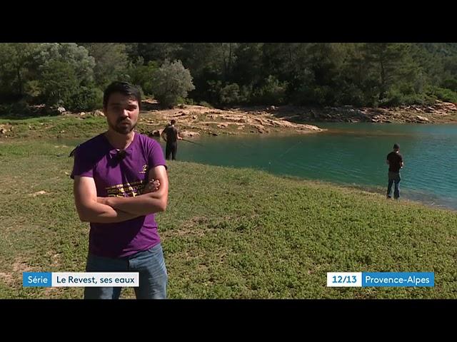 barrage de dardennes le revest les eaux