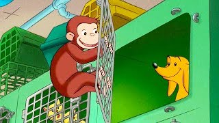 Curious George: George Helps Hundley Escape thumbnail