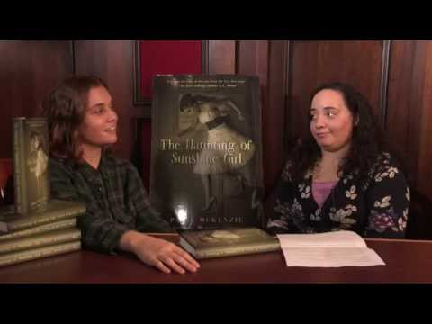 LIVE : Haunted Sunshine and Library School Journal chat!