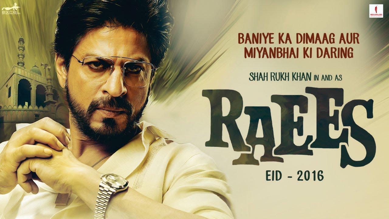 Raees (film) | Bollywood Movie | All Video Songs