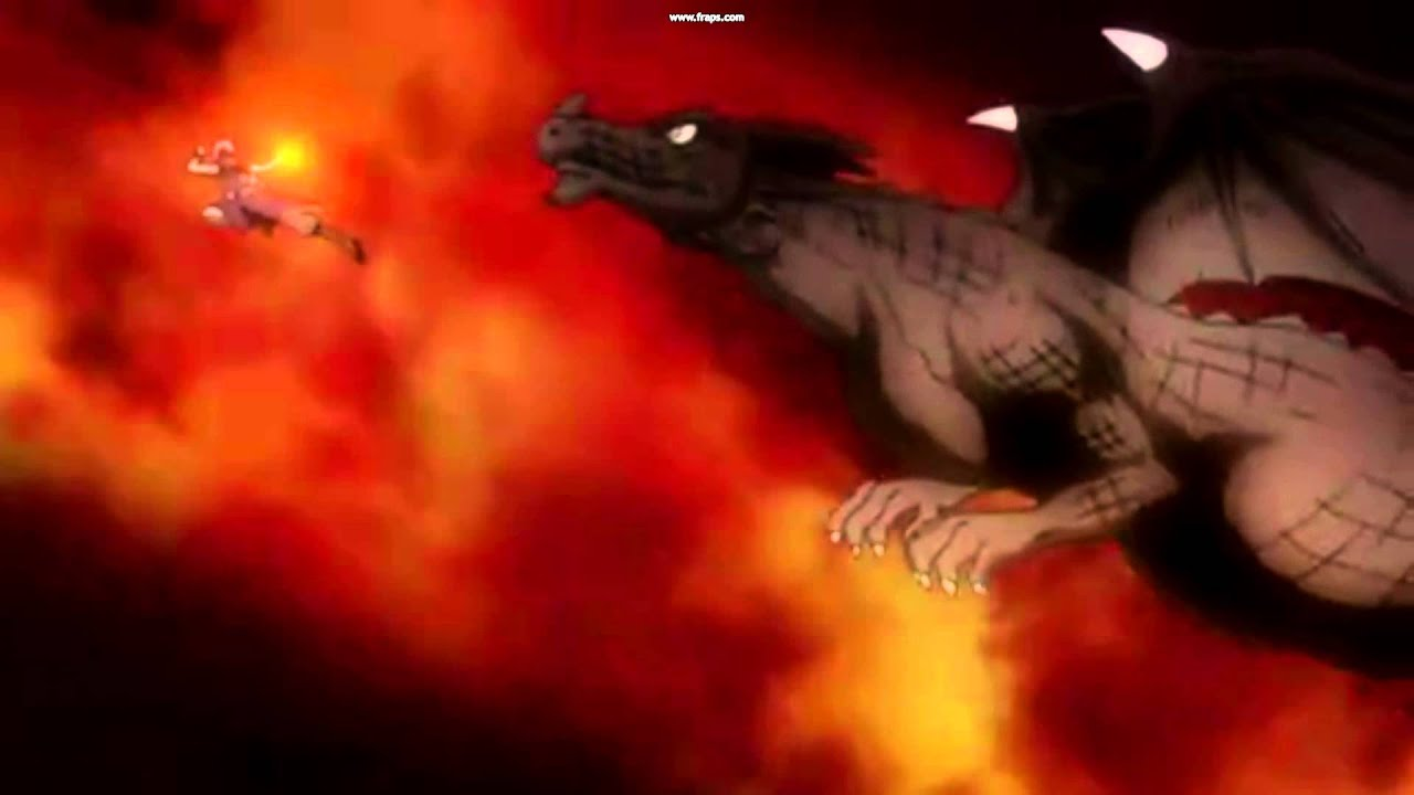 Fairy Tail Natsu39s Fire Dragon39s Iron Fist YouTube