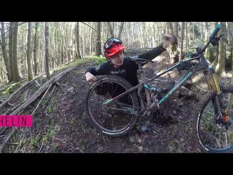 56212cc42eb First Look: Michelin Wild Enduro tyres - YouTube