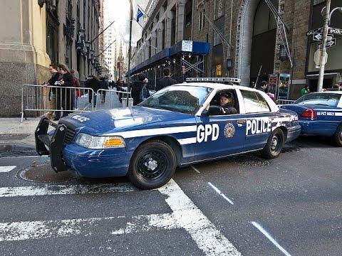 Gotham City Police car pack - GTA SA
