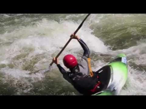 White Water Kayaking How To: Eddy Turns