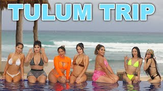 OUR TULUM TRIP.... WE DID NOT EXPECT THIS.....