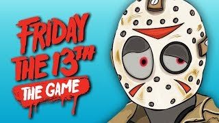 HEADLESS COUNSELOR GLITCH! | Friday The 13th: The Game - Savini DLC (ft. Friends)