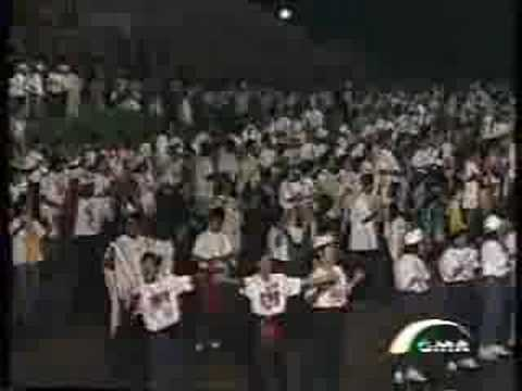 World youth day 1995 Tell the World of His Love 2