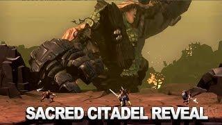Sacred Citadel - Reveal Trailer
