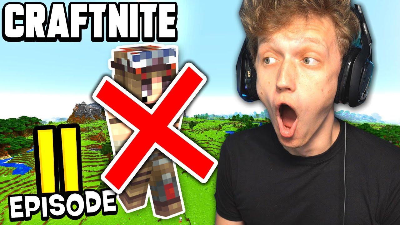 Download Craftnite: Episode 11 - I GOT BANNED FROM CRAFTNITE..? (#BanFormula)