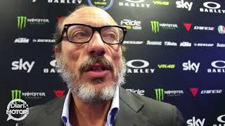 Guido Meda al Diario Motori: «La MotoGP 2018? Un gran casino!»