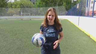 Конкурс финты дворового футбола