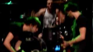 All Time Low   Reckless and The Brave live HD @ Palac Akropolis, Prague, Czech Republic 31 08 2012