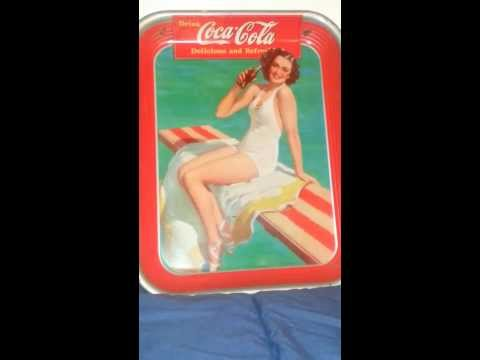 Buying Vintage Coca Cola Tray Tips