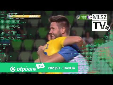 Berecz Zsombor gólja a Paksi FC – Mezőkövesd Zsóry FC mérkőzésen thumbnail