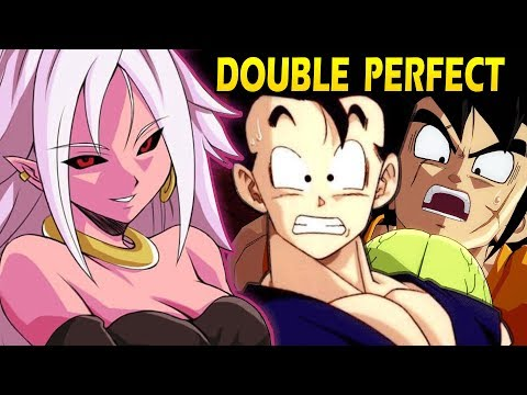 WHAT JUST HAPPENED?!? - Dragon Ball FighterZ Ranked Matches! (Hit, Adult Gohan, Android 21)