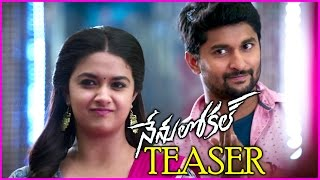 Nenu Local Teaser/Trailer | Nani | Keerthi Suresh | Dil Raju | Latest Telugu Movie 2016