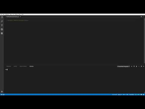 How To Set A Default Value For A Parameter In PowerShell Using