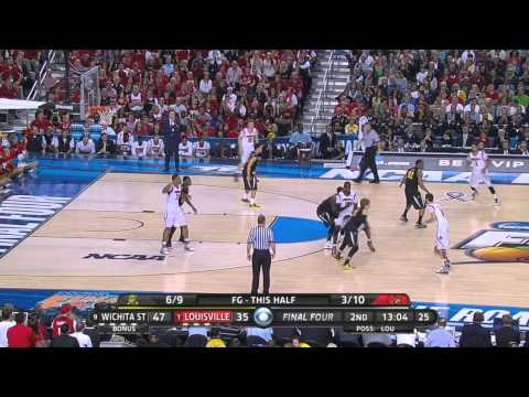 Louisville vs. Wichita State 4-6-13
