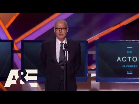 Michael Keaton Wins Best Actor in Comedy - 2015 Critics