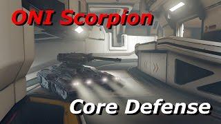Halo 5 | ONI Scorpion Core Defense (Gameplay)