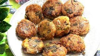 কাচকি মাছের বড়া     Kachki Macher Bora    Fish Chop recipe    বাংলাদেশি  মাছের  বড়া  রেসিপি