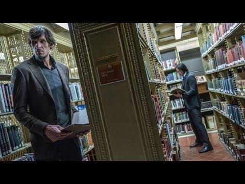 John Wick Chapter 3 Parabellum: New York Library Fight Scene **FULL HD**