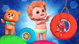 if you are happy and you know it -  Ultra HD 4K - Nursery Rhymes and baby songs for kids