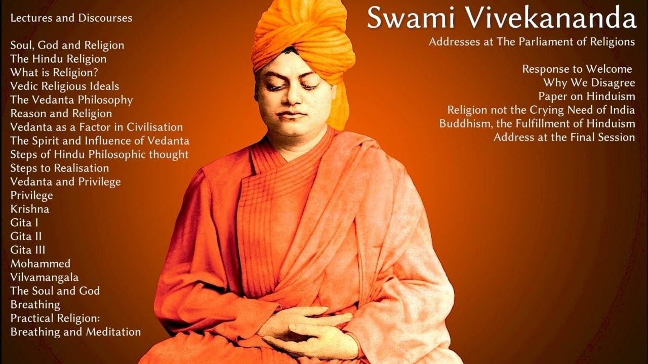 Swami Vivekananda, The Vedanta Philosophy - YouTube