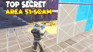 TOP SECRET NEW SCAM! 😱 (Scammer Gets Scammed) Fortnite Save The World
