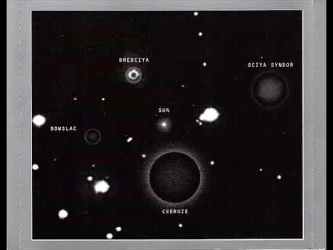 drexciya astronomical guidepost