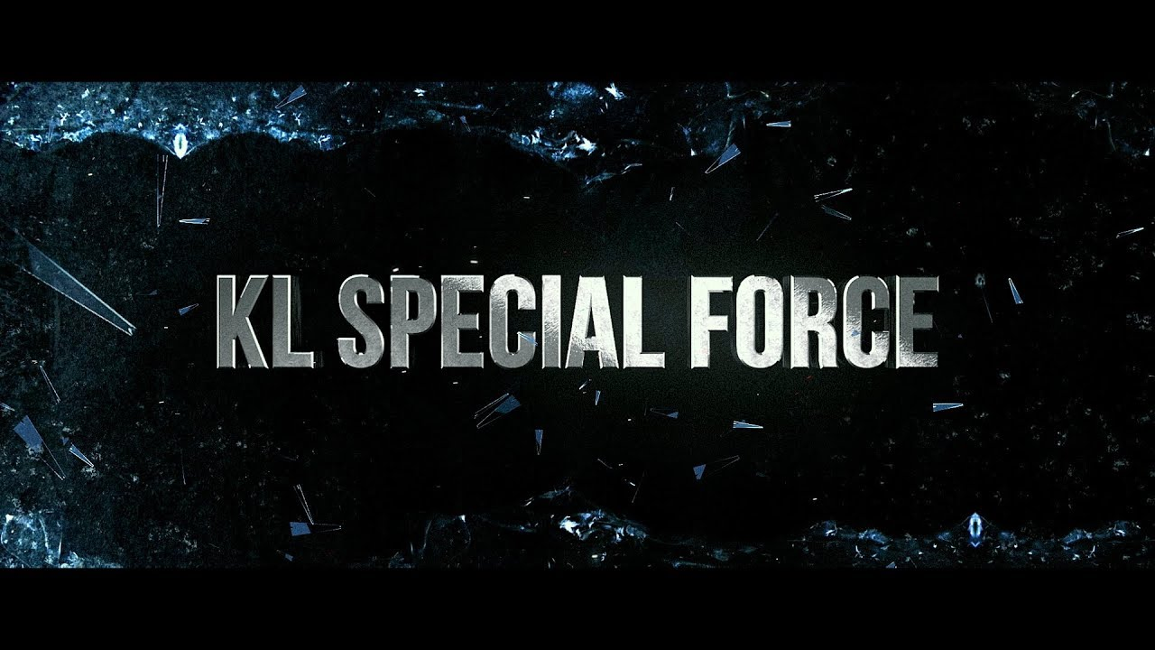 kl special force 2019