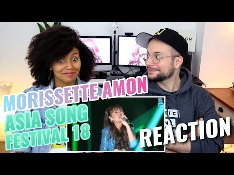Morissette Amon - Asia Song Festival 2018 | REACTION