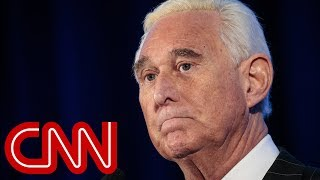 Prosecutors say they have Roger Stone's WikiLeaks communications