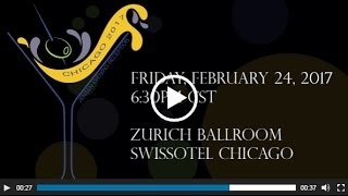 Jensen Dental Cocktail Reception - Swissotel Chicago 2017