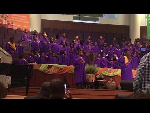 Hannah & The SPBC Joy Choir- We Shall Overcome