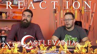 Castlevania 2x3 REACTION!!