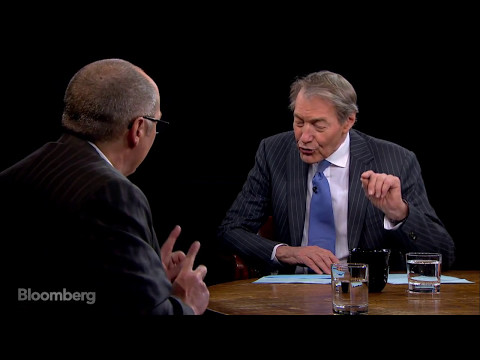 James Spader  Charlie Rose