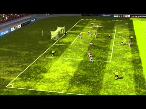 FIFA 14 iPhone/iPad - LEEAT vs. Arsenal
