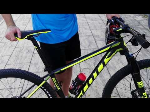 a946f22887a Juanjo nos presenta la nueva Scott Scale 945 2017 - YouTube