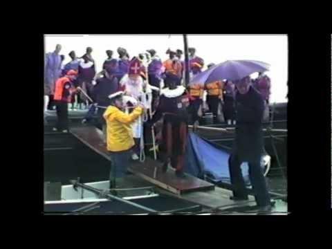 omroep venlo) intocht sinterklaas 1987 - youtube