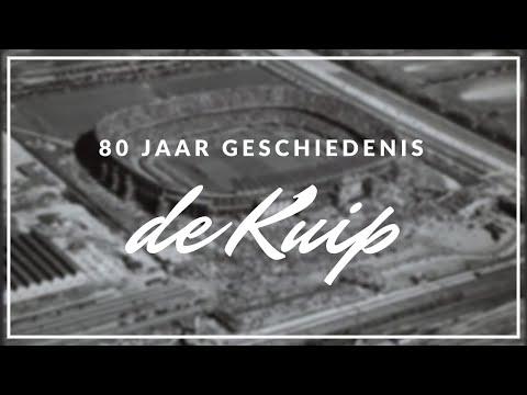 • Feyenoord Rotterdam ⁞ De Kuip - 80 years of history