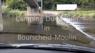 Jubileum kampeerweek 2017 Camping Du Moulin in Bourscheid Moulin