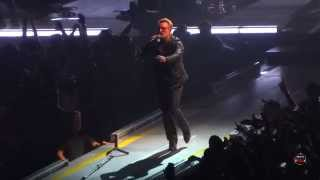 U2 The Electric Co. #U2IETour Turin Sept. 4 [1080p by MekVox]