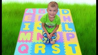 Rinat play with ABC Alphabet for Kids