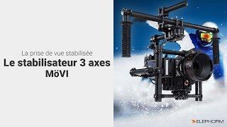Formation vidéo La Prise de vue stabilisée avec le stabilisateur 3 axes MoVI
