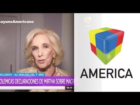 Mirtha Legrand calificó la gestión de Macri: ¿Cuánto le puso?