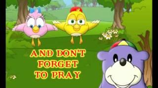 Zaky Songs (Nasheed) Time to Pray with Zaky
