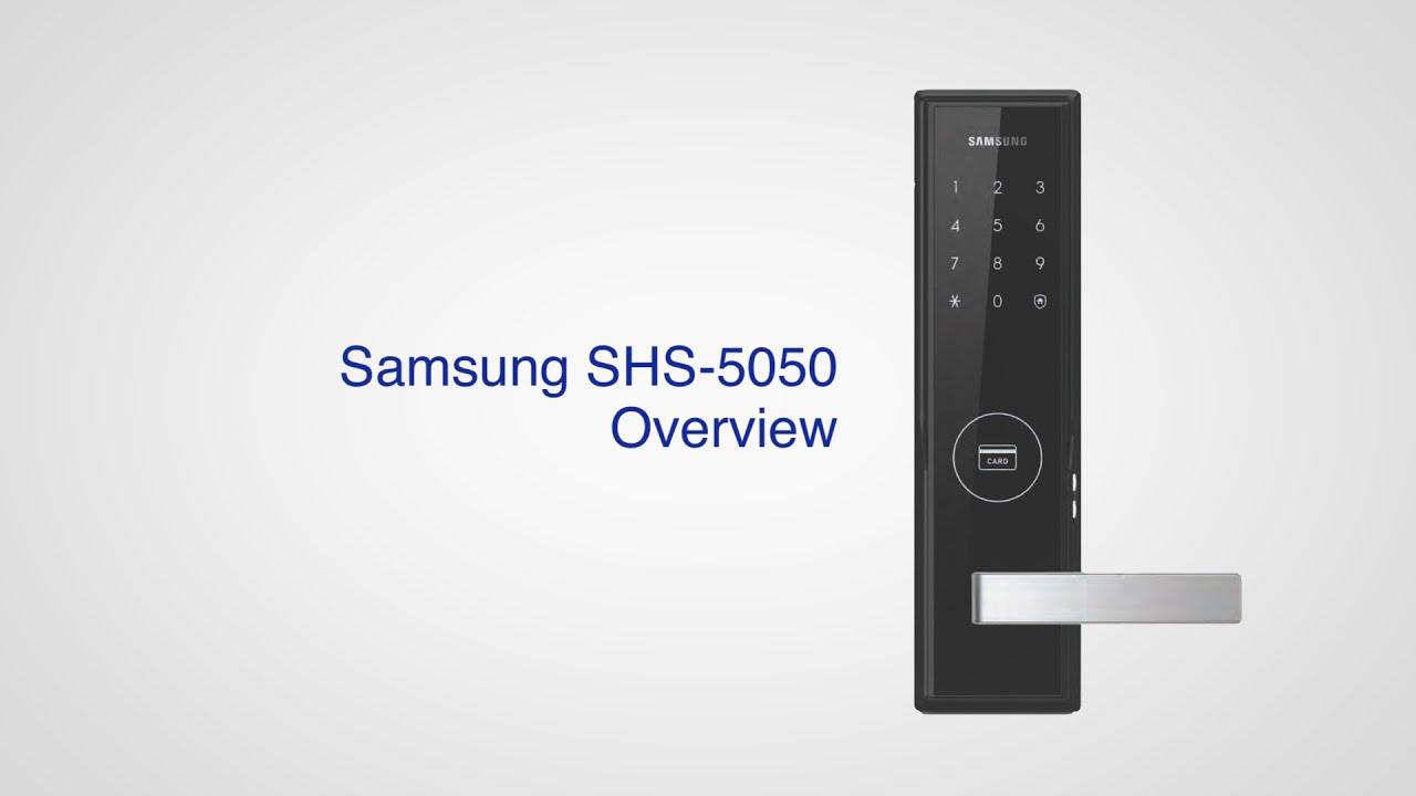 Oneworld Samsung Shs 5050 Doorlock Doovi
